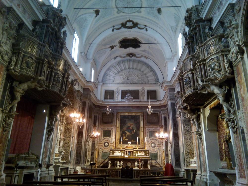 Una delle più antiche Chiese di Trapani – Santa Maria del Soccorso o Badia Nuova.