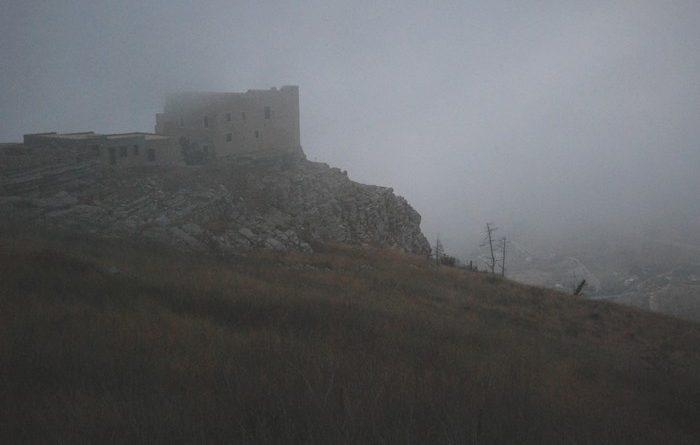 Erice castello spagnolo