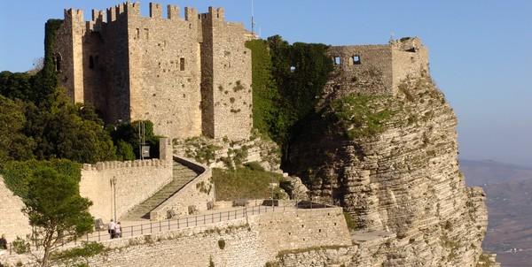 Erice castello di venere