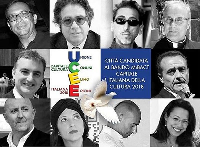 Capitale Italiana della Cultura 2018. L' audizione dell'Unione dei Comuni Elimo Ericini a Roma