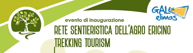Rete sentieristica dell'Agro-Ericino Trekking  Tourism