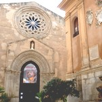 Trapani cosa vedere: Chiesa sant' Agostino