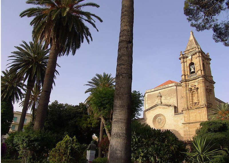 Il Santuario della Madonna di Trapani