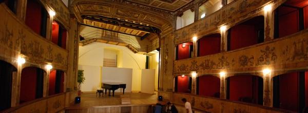 Mazara del Vallo. Teatro Garibaldi.