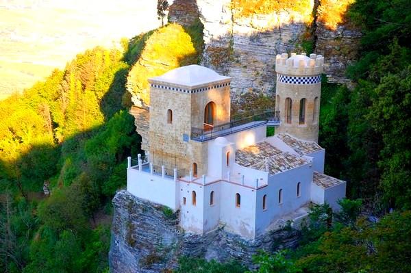 Torretta Pepoli. Un Faro di Pace nel Mediterraneo