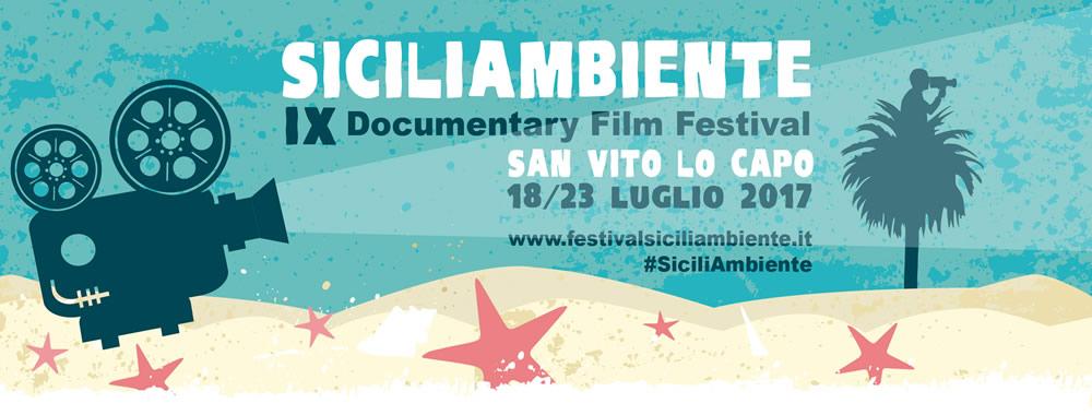 SiciliAmbiente Documentary Film Festival – San Vito Lo Capo, 18 – 23 luglio 2017
