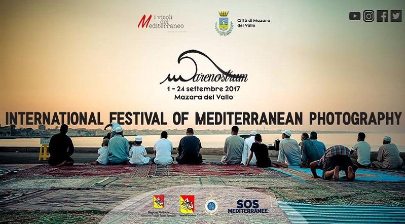 Festival Internazionale della Fotografia del Mediterraneo. A Mazara del Vallo dall'1 al 24 settembre