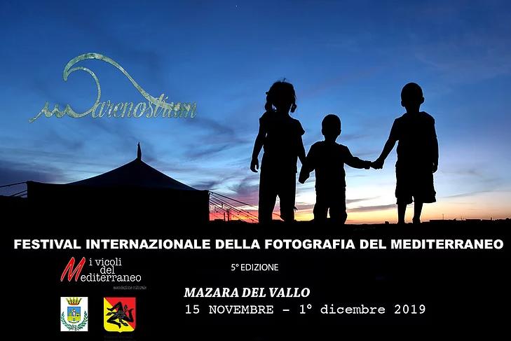 """Festival internazionale della fotografia del Mediterraneo """"Marenostrum"""". A Mazara Del Vallo"""