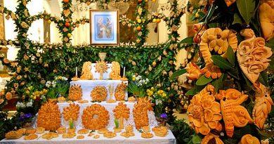 altare San Giuseppe