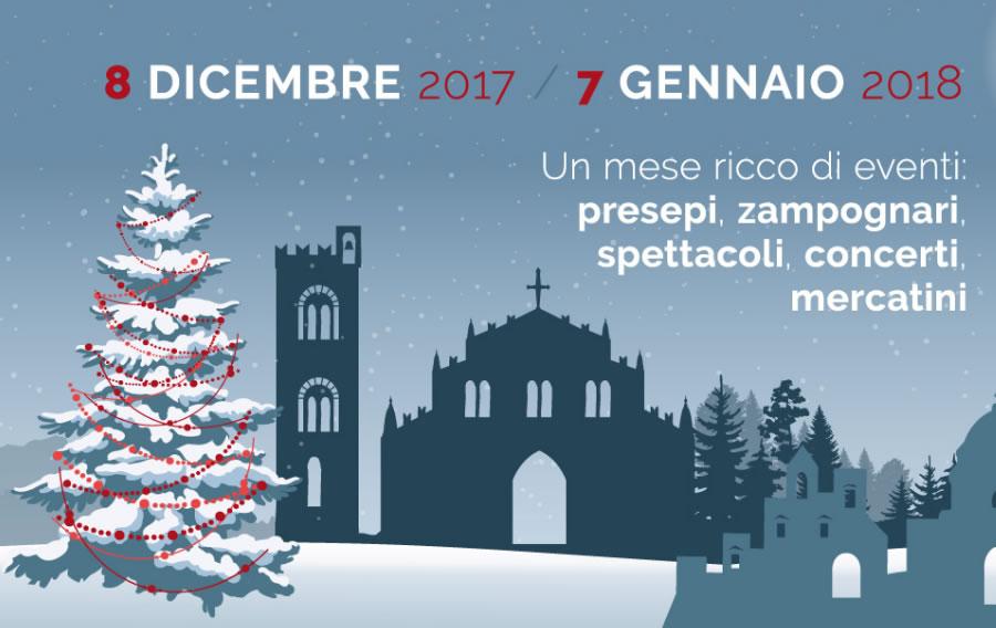 Erice – Il programma delle manifestazioni natalizie 2017