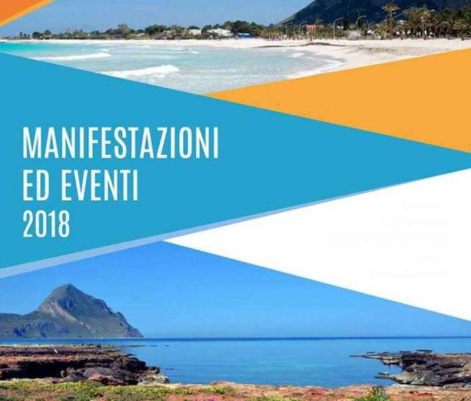 Gli eventi di San Vito Lo Capo per il 2018