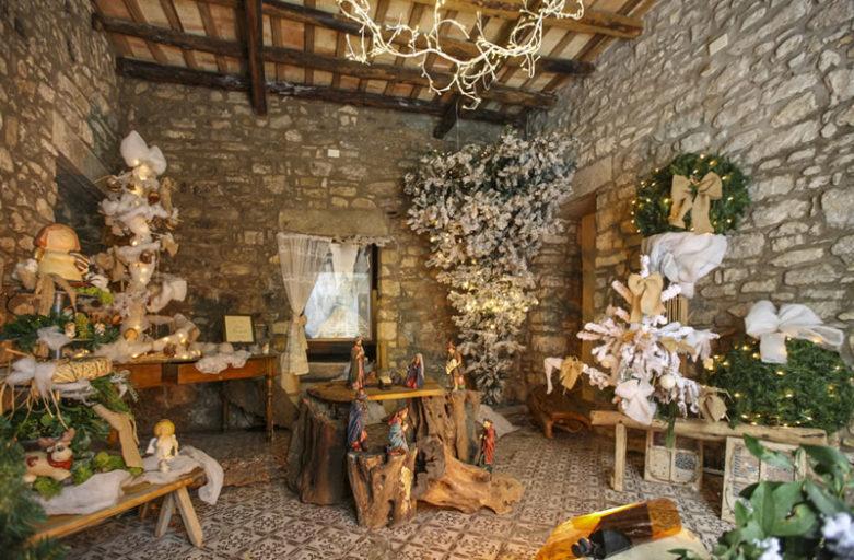 """A Erice è già Natale: cosa fare nel weekend del 15 e del 16 dicembre ad """"EricèNatale – Il borgo dei presepi"""""""