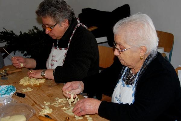 Festa San Giuseppe - Lavorazione dei pani