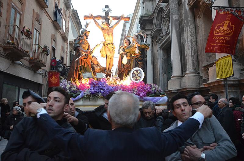 Eventi della Settimana Santa in provincia di Trapani