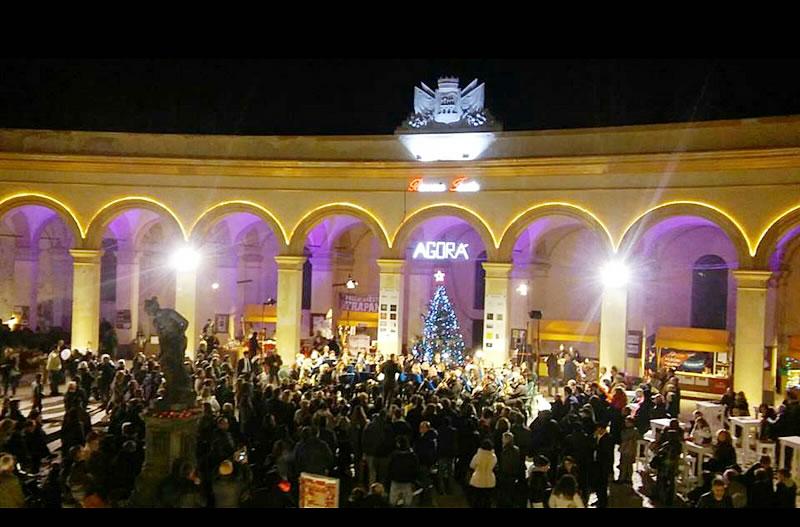 Programma eventi natalizi a Trapani