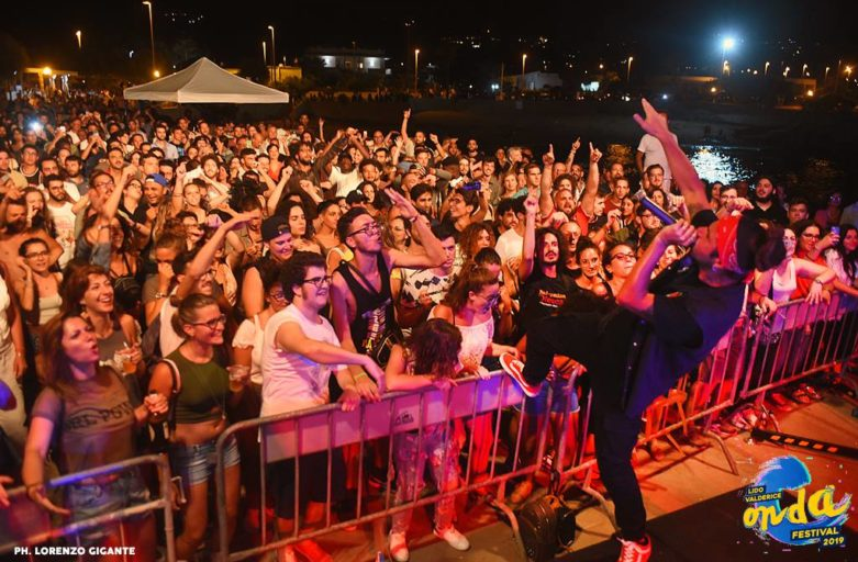 """Onda Festival, il festival della musica made in Sicily""""  Dal 26 al 28 luglio  Lido Valderice"""